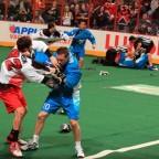 Lacrosse Fight