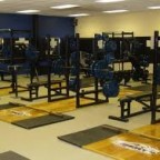 High School Weight Room