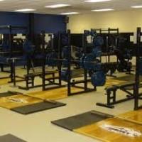 High School Weight Room