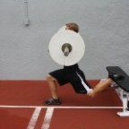 Rear Foot Elevated Split Squat