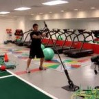 Core Training for Lacrosse: Landmines