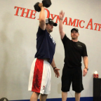 Single Arm Snatch